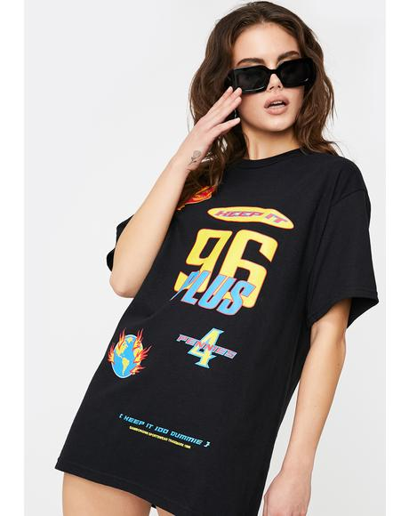 Keep It 96 Graphic Tee