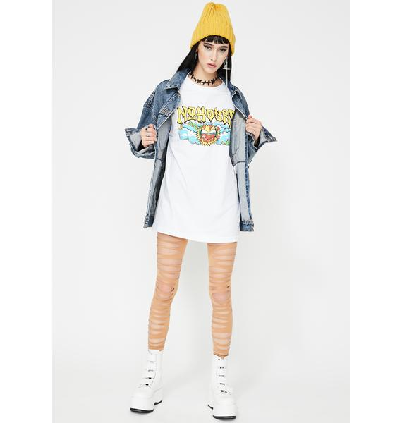 No Hours High Note Graphic Tee