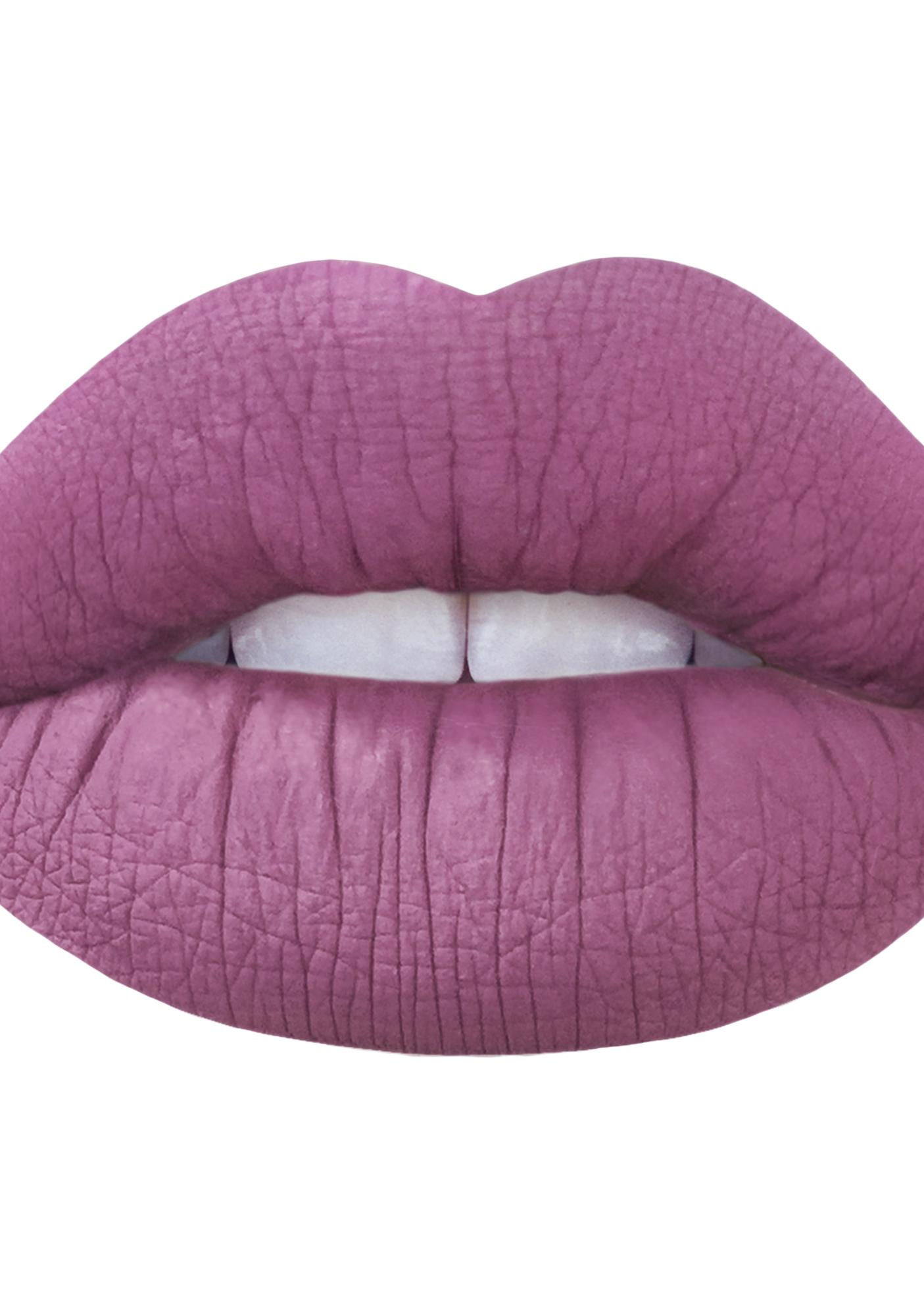 Lime Crime Faded Velvetine Liquid Lipstick