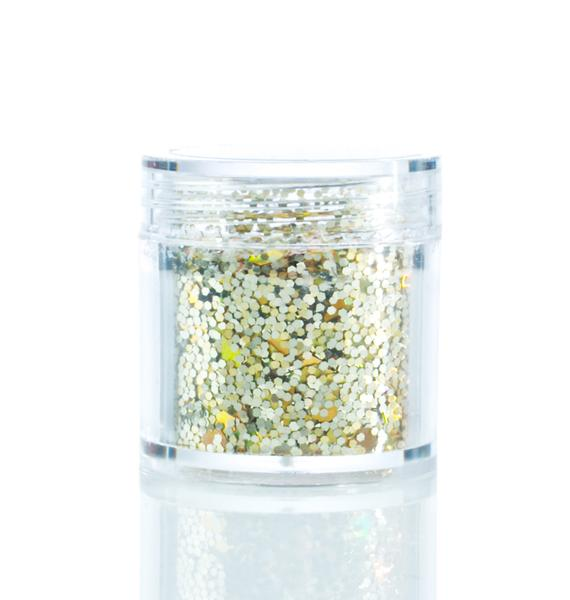 The Gypsy Shrine Chunky Gold Mix Face Glitter