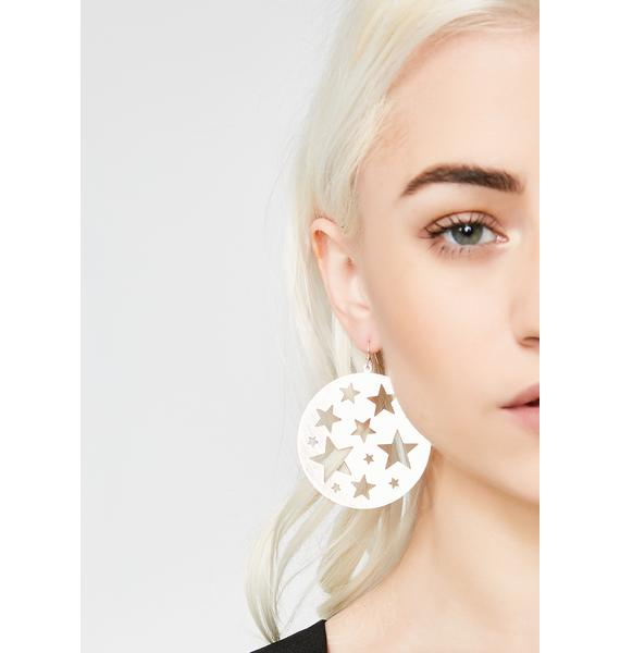 Astral Vision Star Earrings