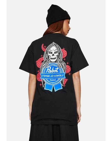 x PBR Reaper Graphic Tee