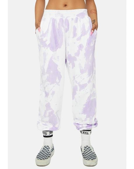 Magic Gotta Get My Way Tie Dye Joggers