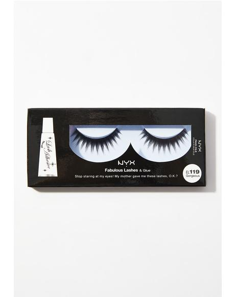 Gorgeous Fabulous Lashes & Glue