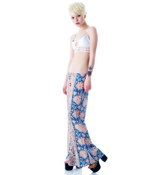 Chaser Tapestry Drawstring Pants