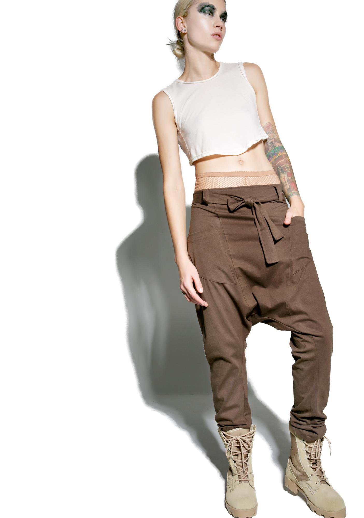 MNML Clipse Dropcrotch Pants