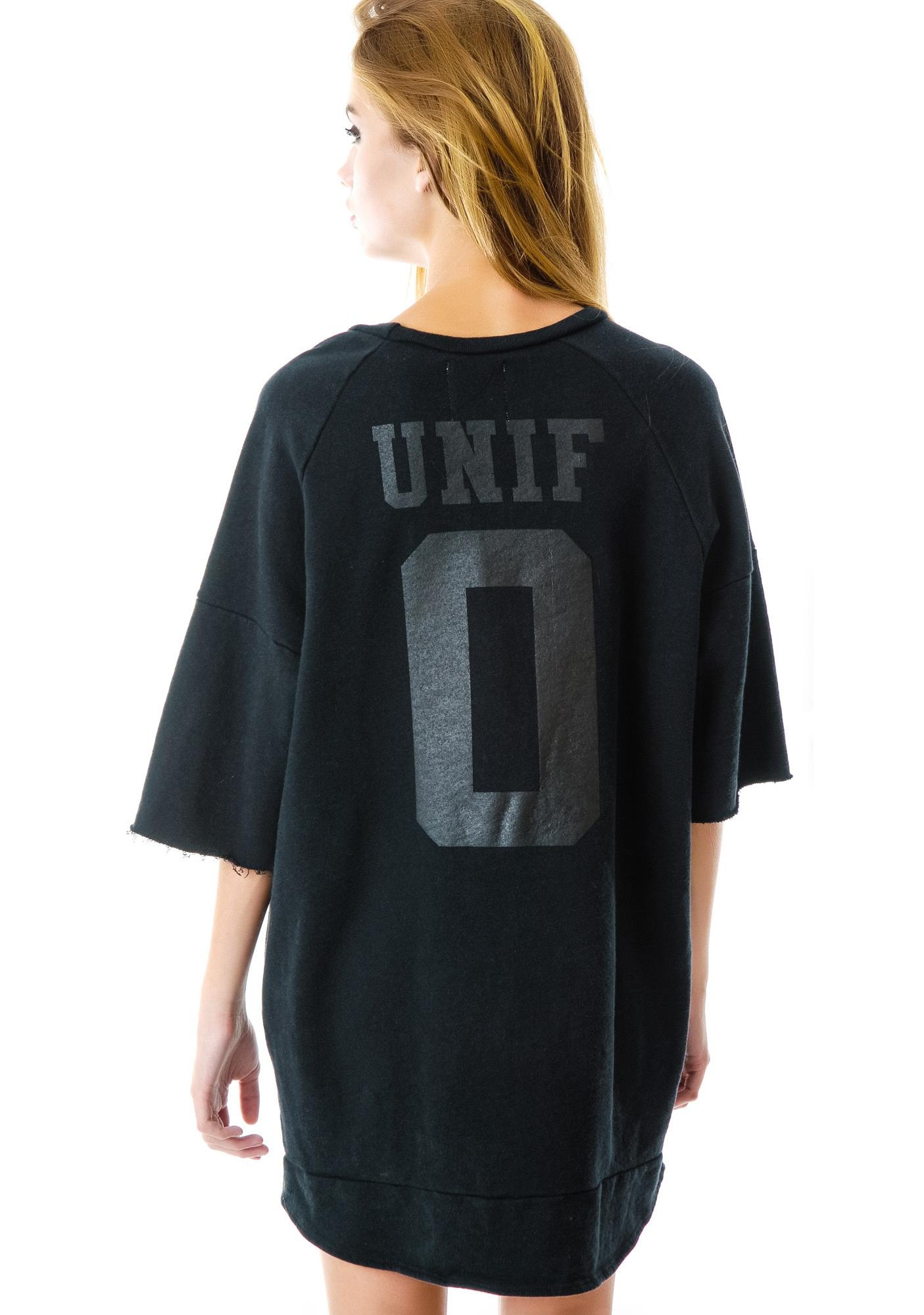 UNIF Less Than 0 Sweatshirt
