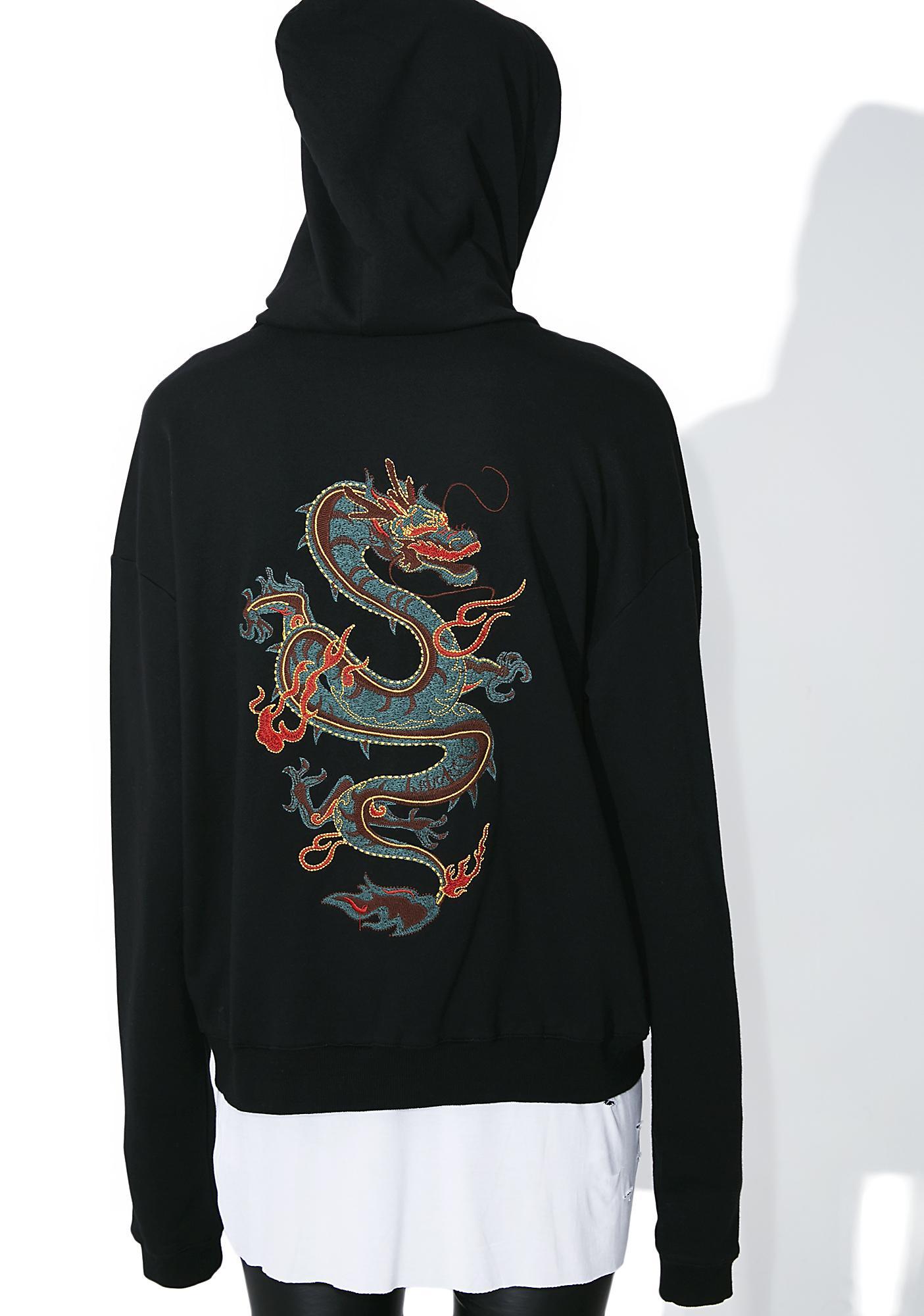 Firebreather Zip-Up Hoodie