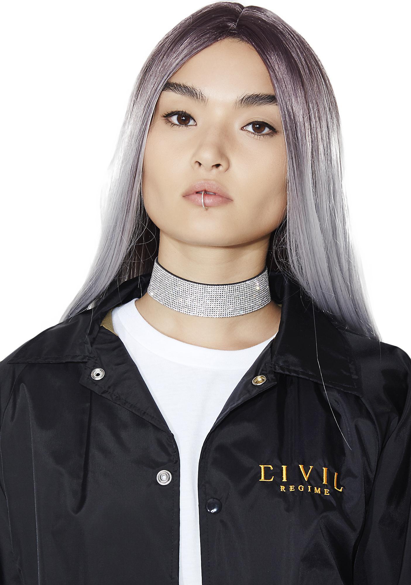 Civil Clothing Kaiser Nylon Coaches Jacket