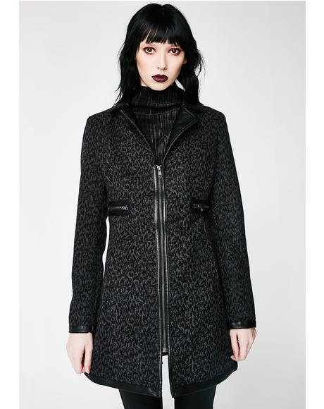 Viv Teddy Girl Coat