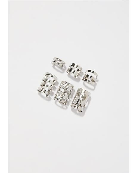 Hear Me Out Ear Cuff Set