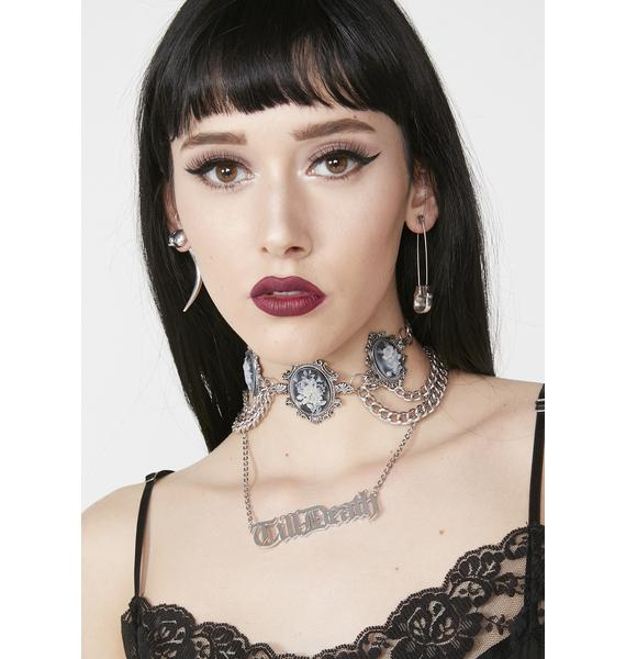 Till Death Chain Necklace