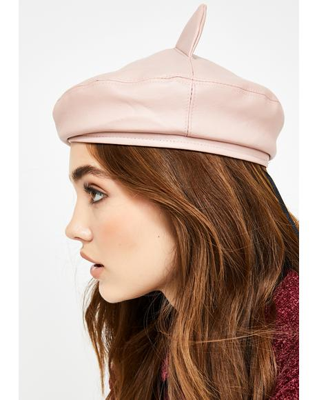 Pretty Kitty Paperboy Hat