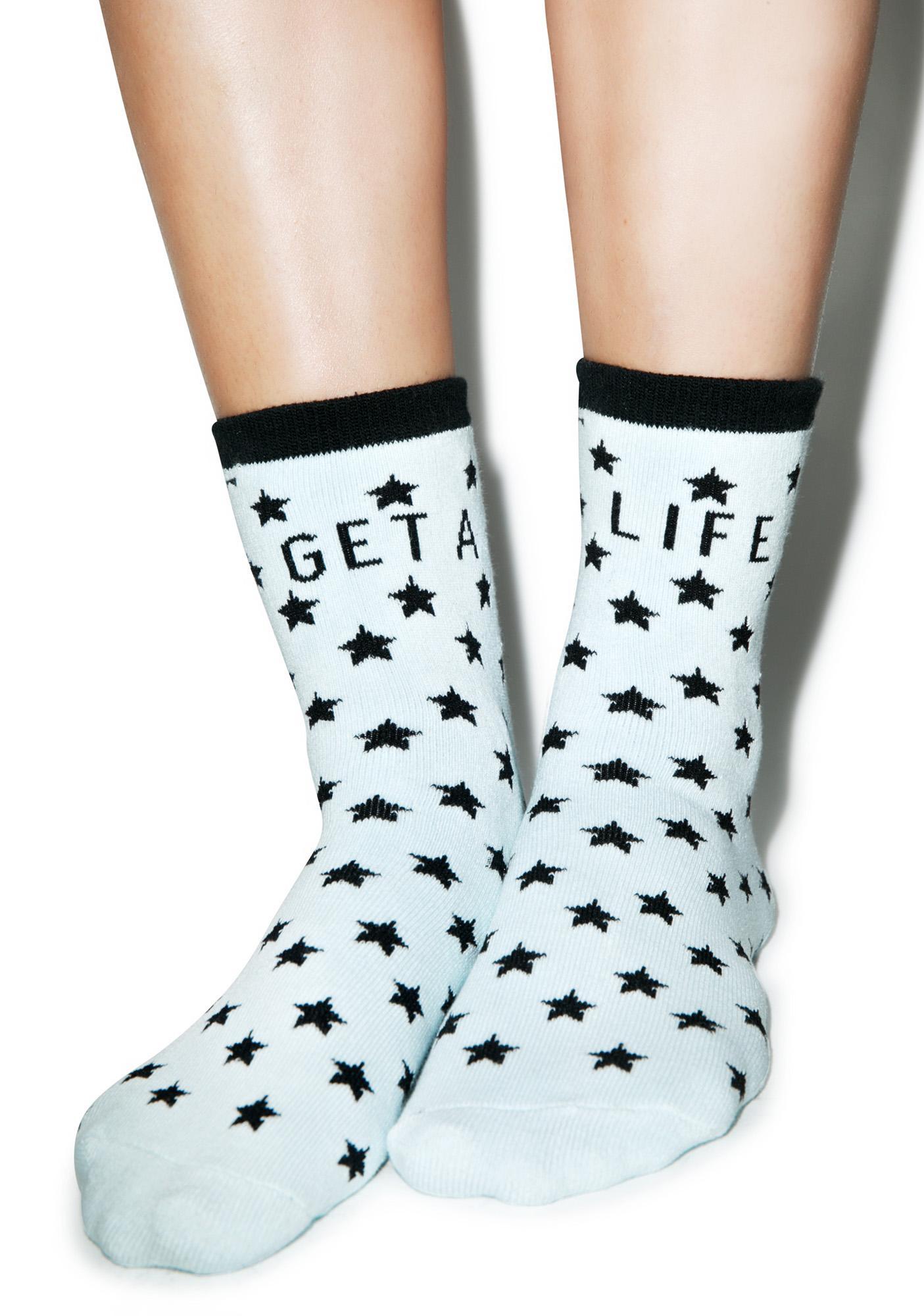 Valfré Get A Life Socks