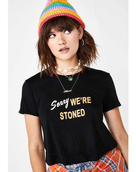 Stoned Crop Tee
