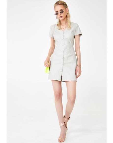 Spoiled Treatment Mini Dress