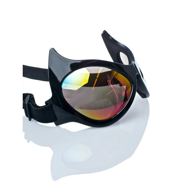 Crazi Cat-Eye Goggles