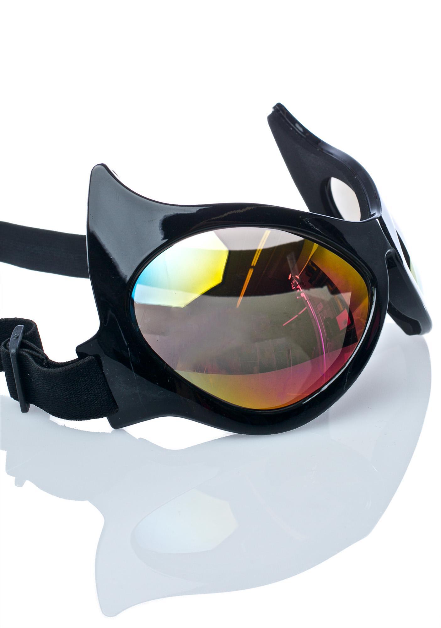 Crazi Cat-Eye Goggles