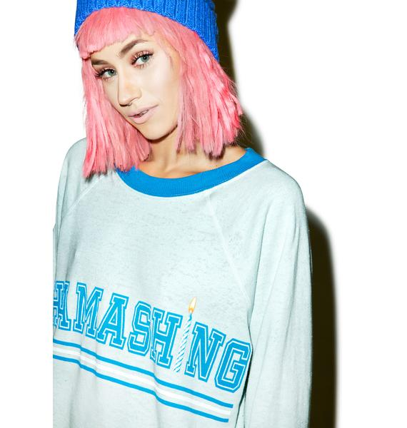Wildfox Couture Shamashing Kim's Sweater