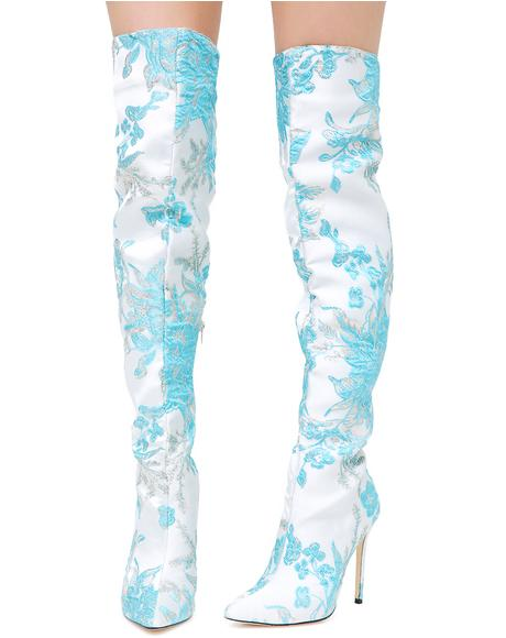 Varden Thigh High Boots