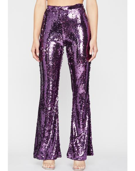 Dancefloor Royalty Sequin Pants