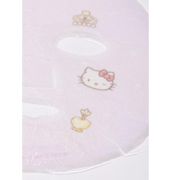 The Crème Shop Ready Set Glow Hello Kitty Mask