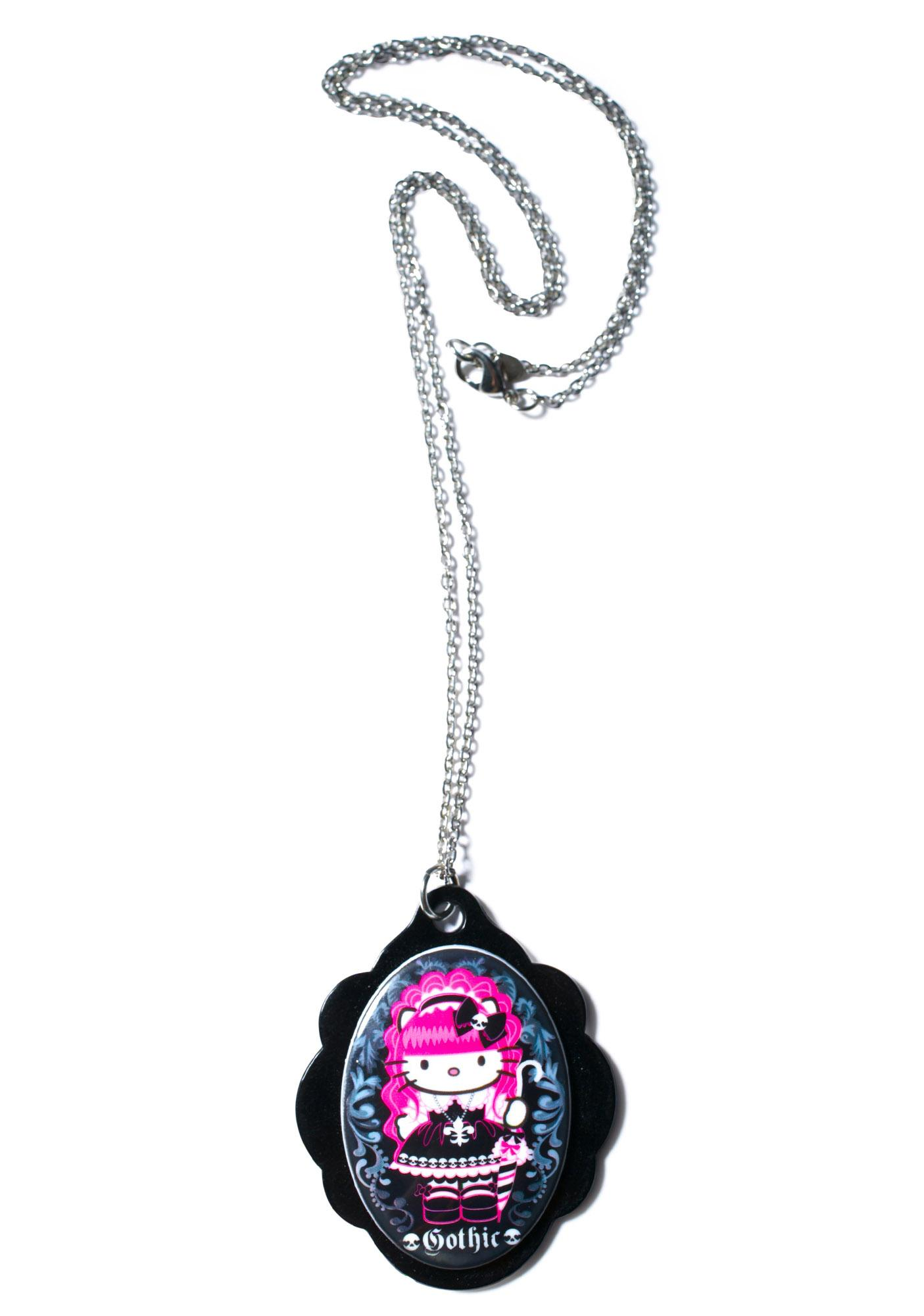 Tarina Tarantino Purrfection Baroque Necklace
