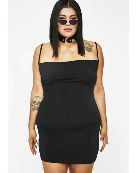 Just Give Up Bodycon Dress