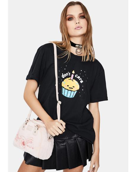 Celebrate Gudetama Graphic Tee