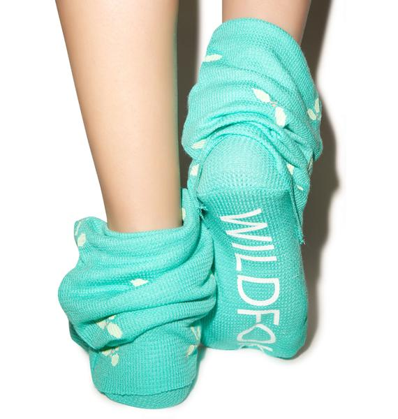 Wildfox Couture Ho Ho Fox Sox