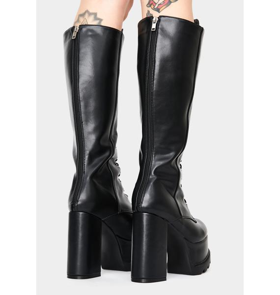 Lamoda The Real Deal Platform Boots