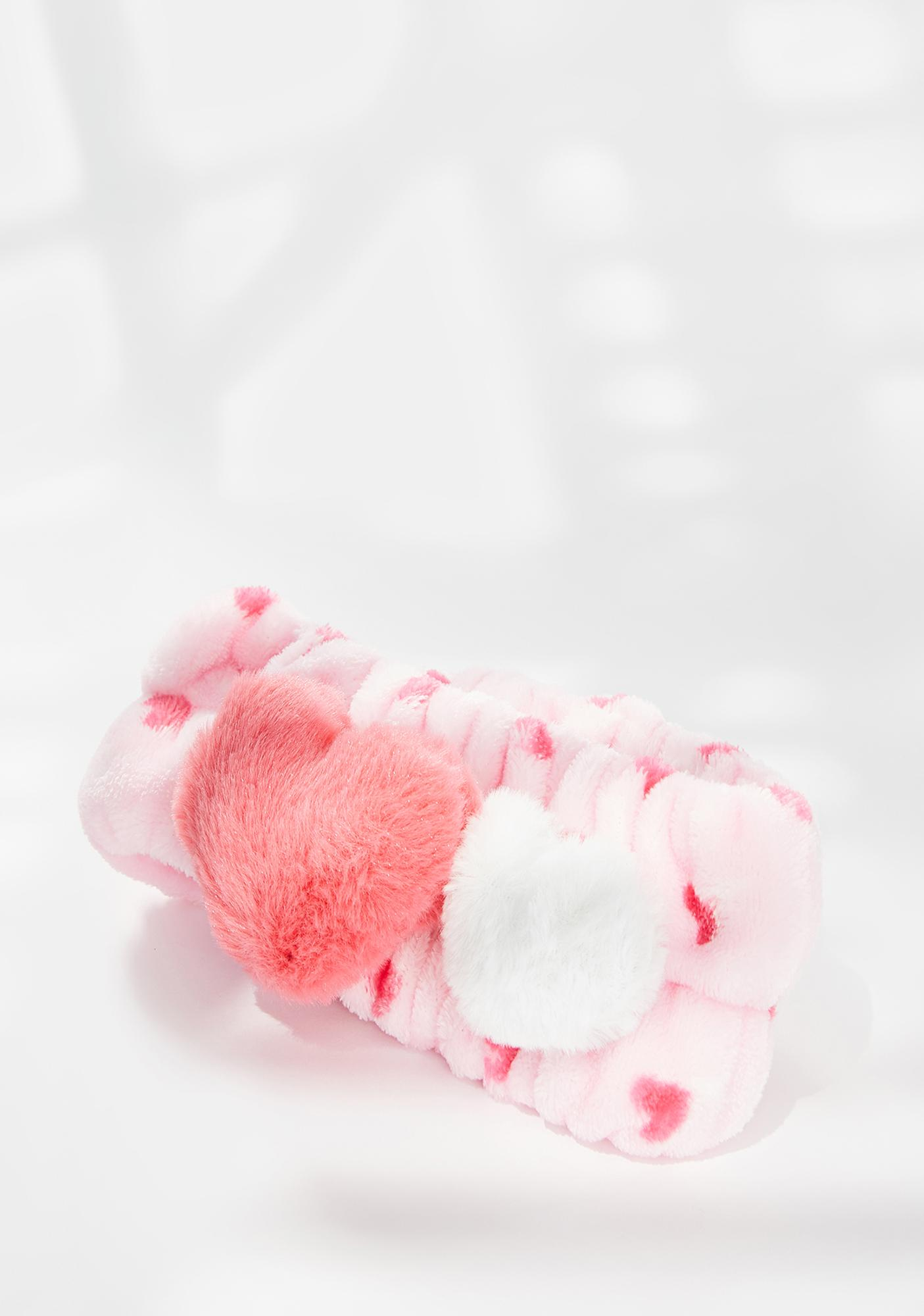 The Crème Shop Not Your Baby Teddy Headband