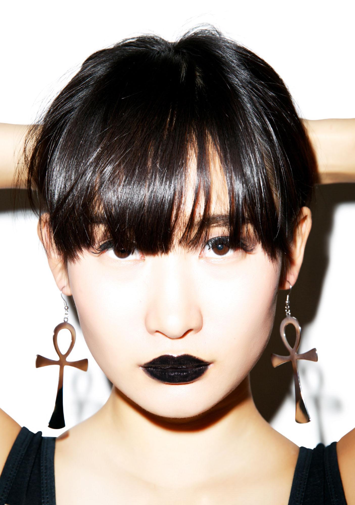 Killstar Ankh Earrings