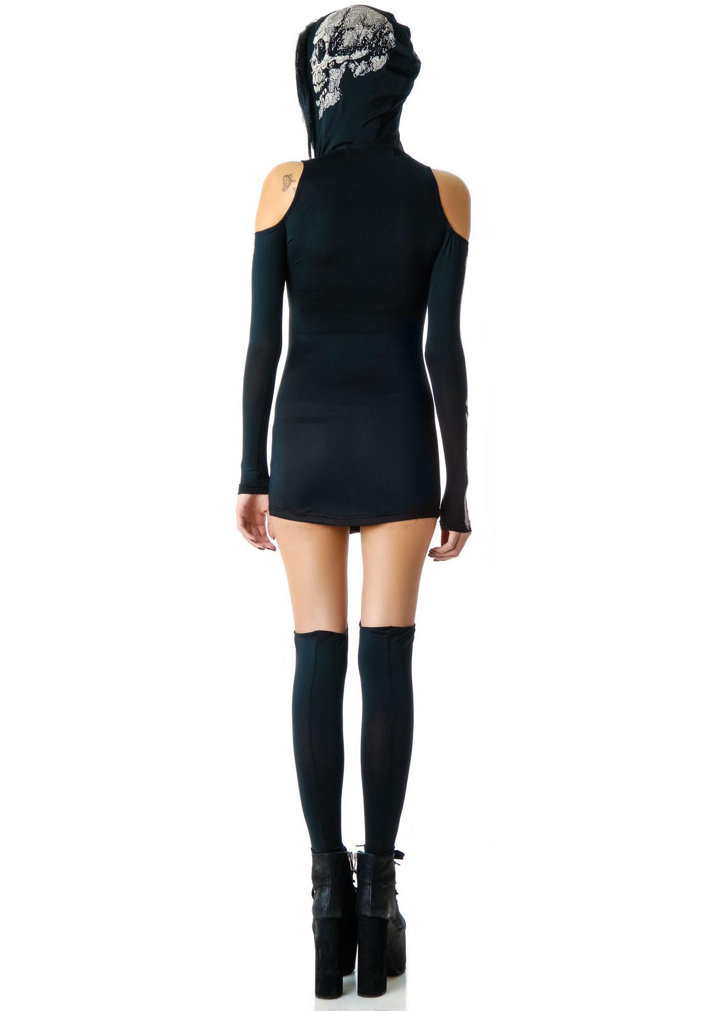 Lip Service X-Rayed Dress