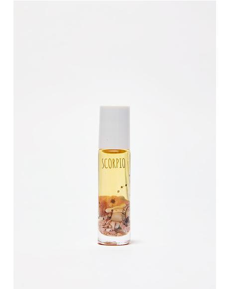 Scorpio Oil Perfume Roller