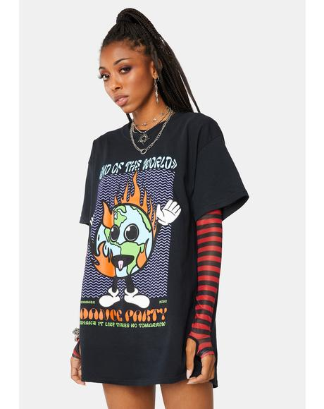 Dance Party Graphic Tee