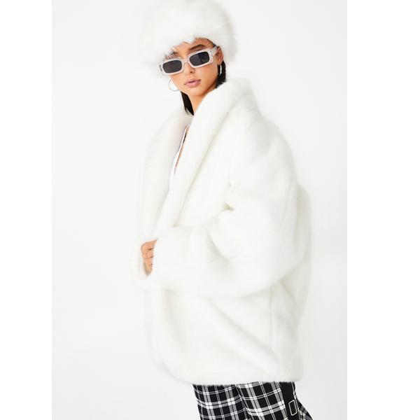 I AM GIA Nya Faux Fur Jacket