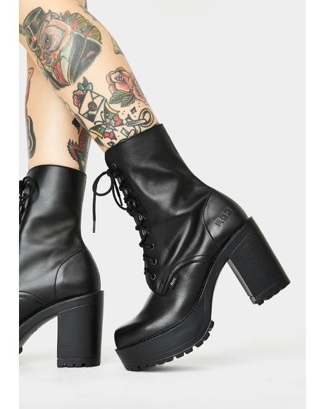 Lush Ankle Boots