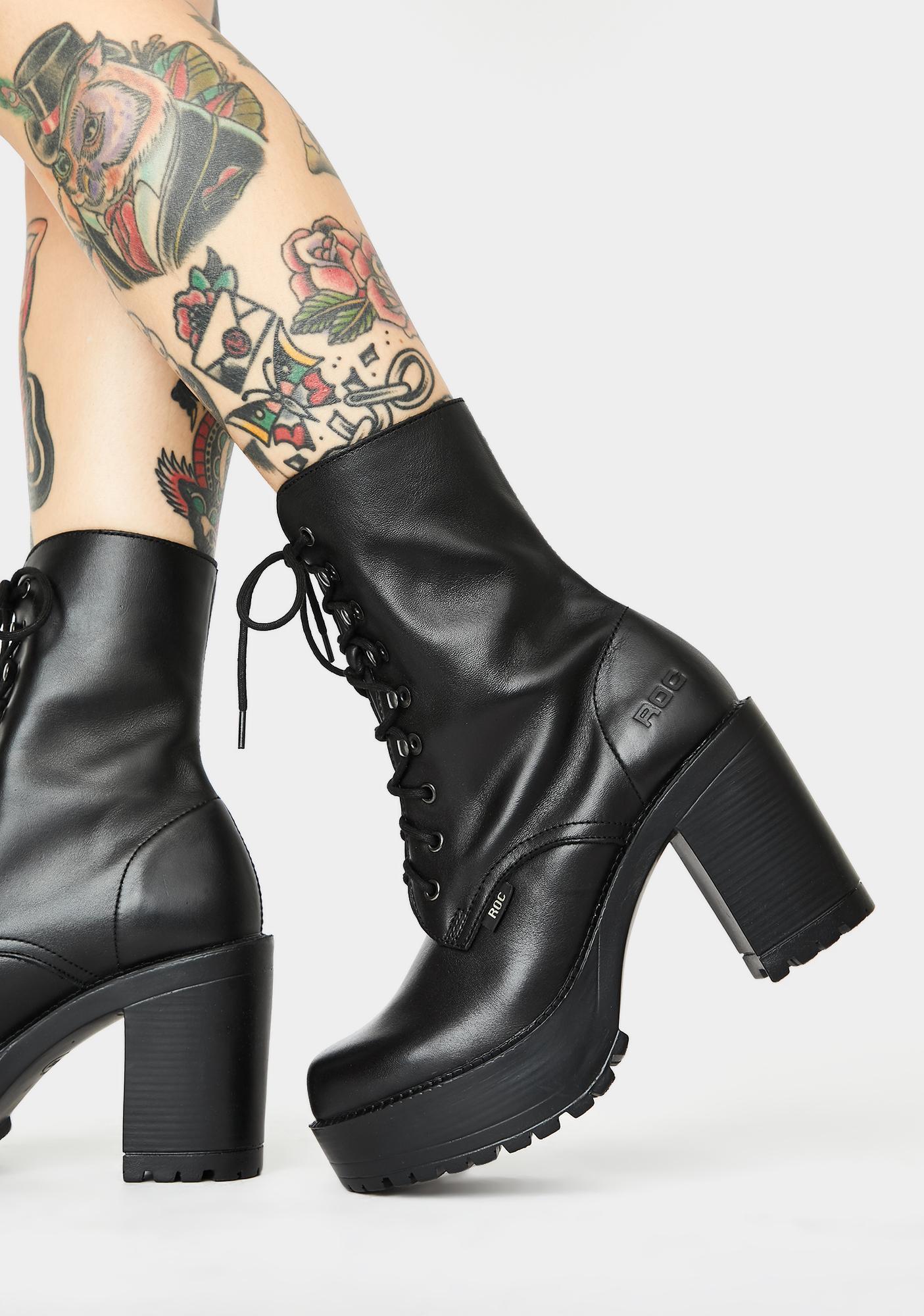 ROC Boots Australia Lush Ankle Boots