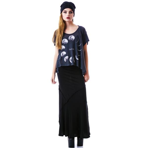 Wildfox Couture Les Lunes Lazy Weekend T