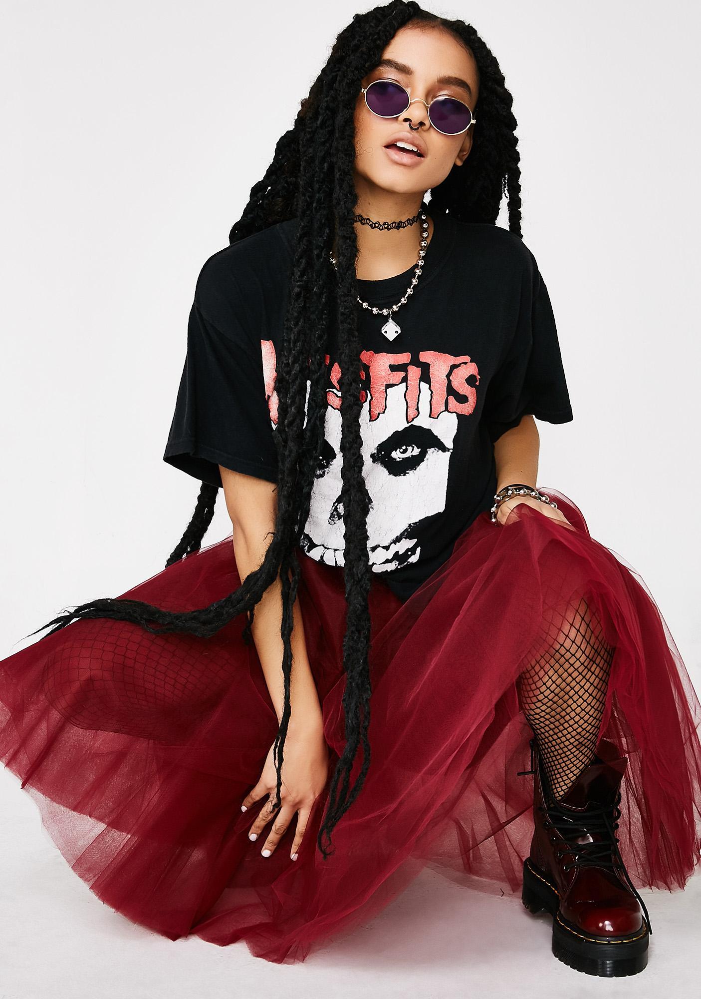 Fiyah Dancin' On My Own Tulle Skirt