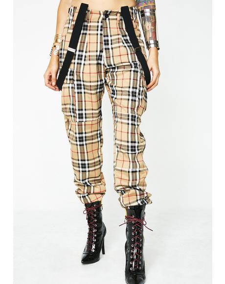 High Classy Cargo Pants