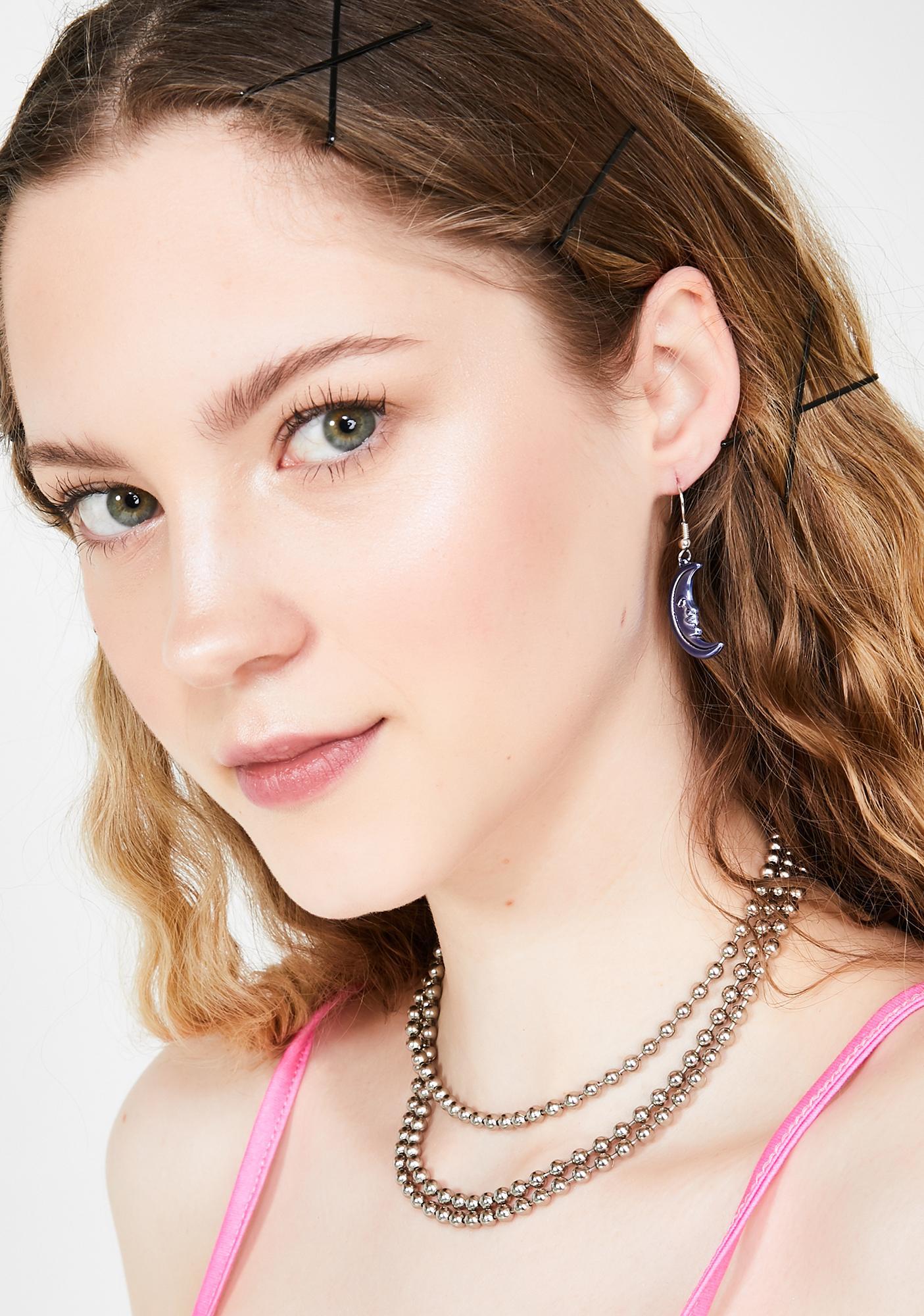Luna Love Earring Set