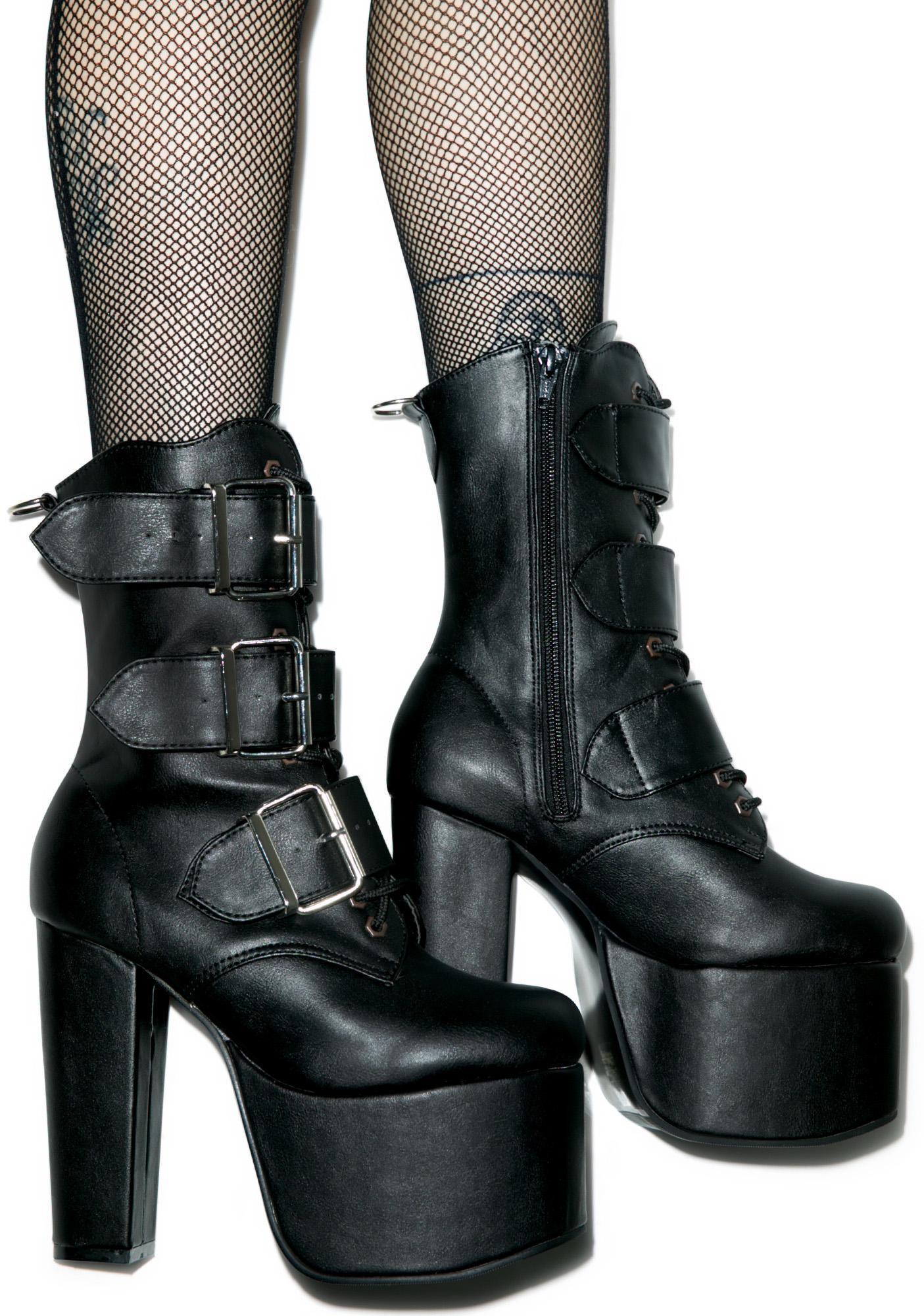 Demonia Elvira Boots