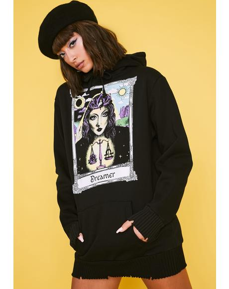 Mystical Dreamer Graphic Hoodie