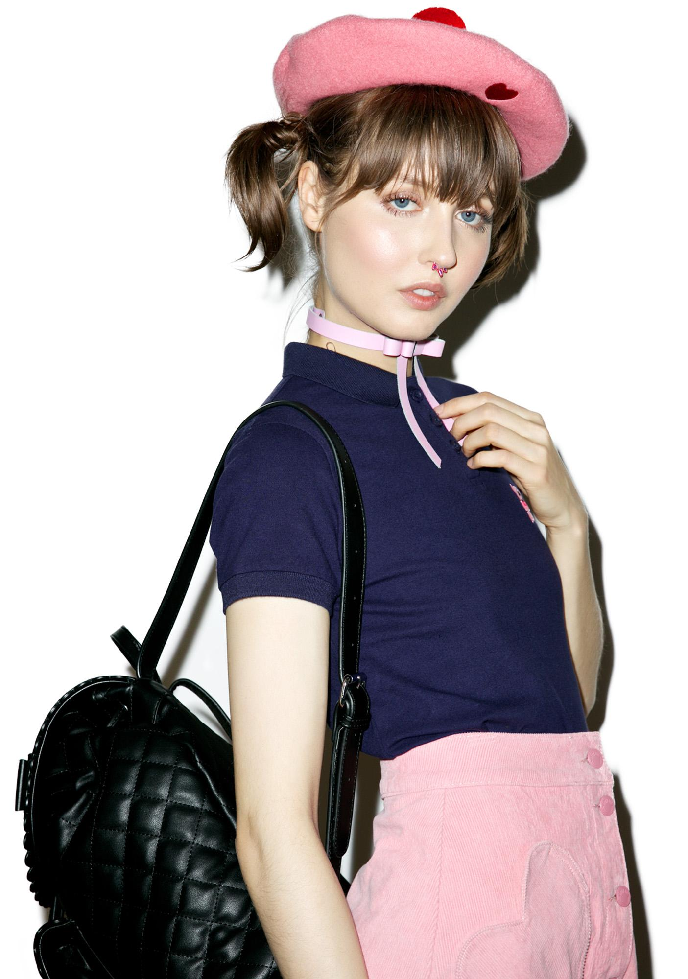Lazy Oaf Messed Up Beret