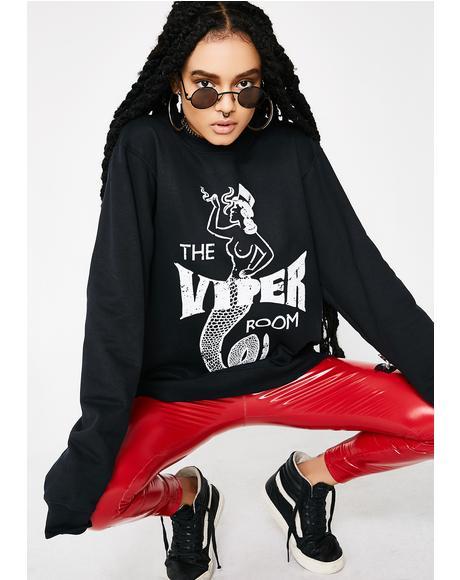Viper Room Classic Crewneck Sweatshirt