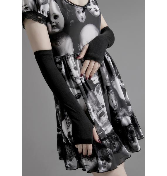 Fuxx Yo Feelings Knit Gloves