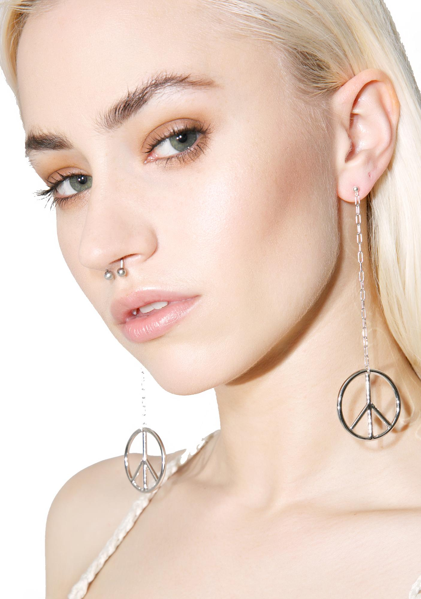 Vanessa Mooney The Lover Boy Earrings
