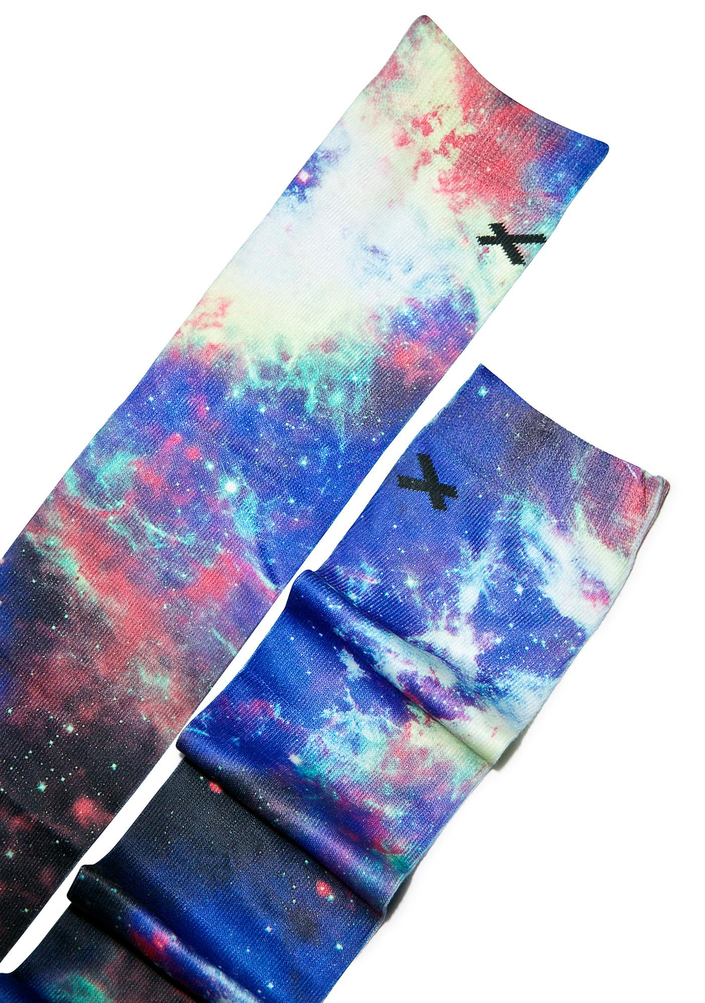 Odd Sox Nebula Knee High Socks
